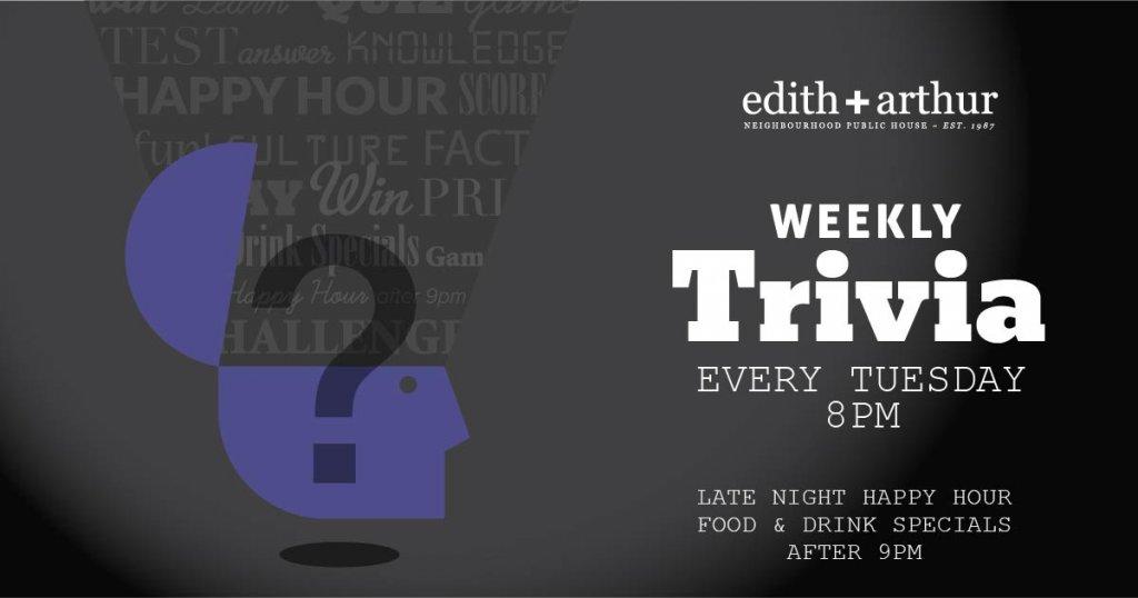 Trivia Edith