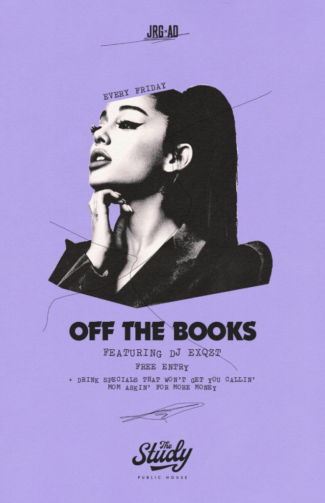 OFF The Books Fridays