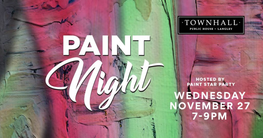 The Grinch Gift: Paint Night