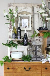 DIY Self Serve Wine Bar