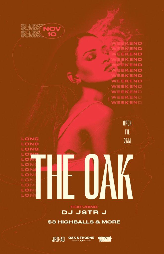 The Oak Long Weekend Sunday