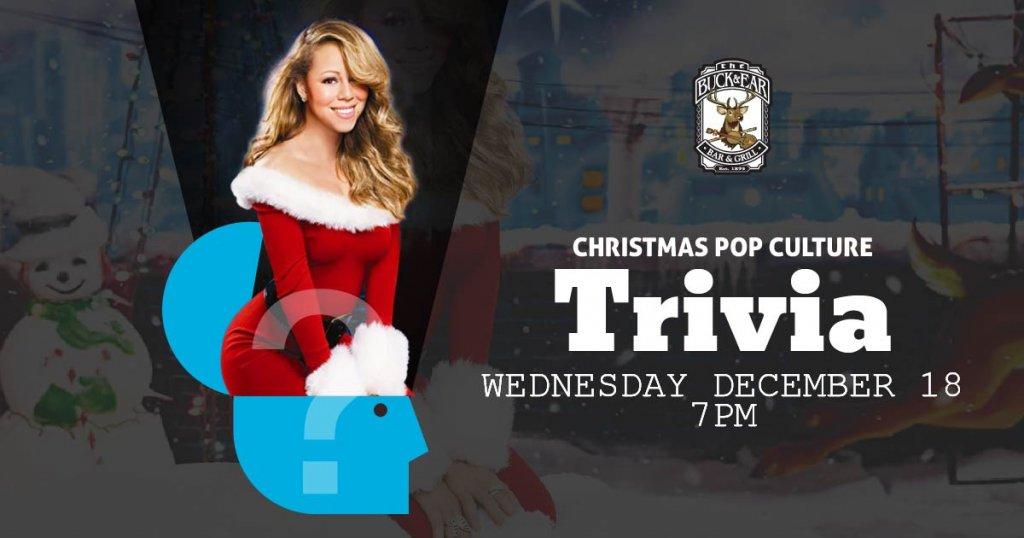 Christmas Pop Culture Trivia