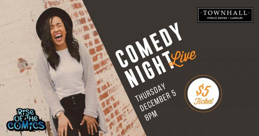 Live Comedy Night