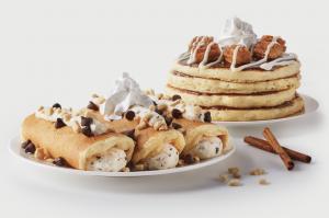IHOP Cannoli Pancakes