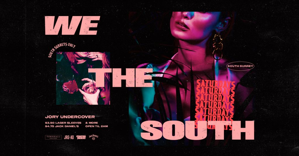 We The South Saturdays