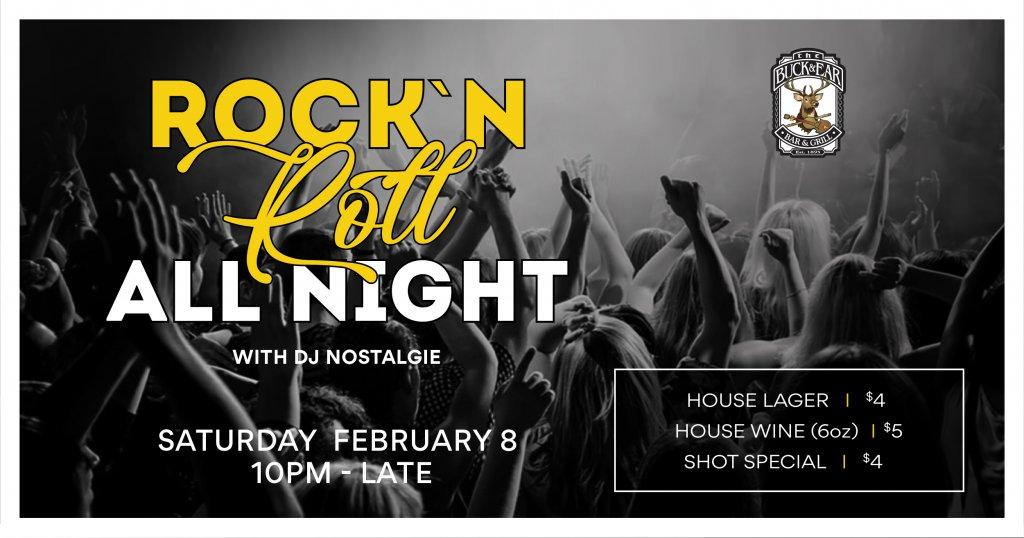 Rock 'n Roll All Night
