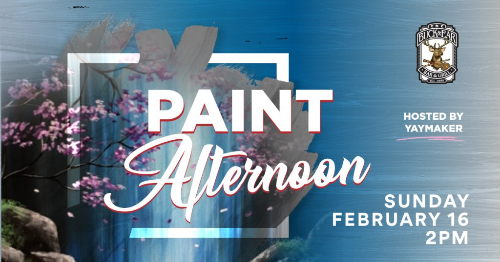Lavender Falls: Paint Afternoon