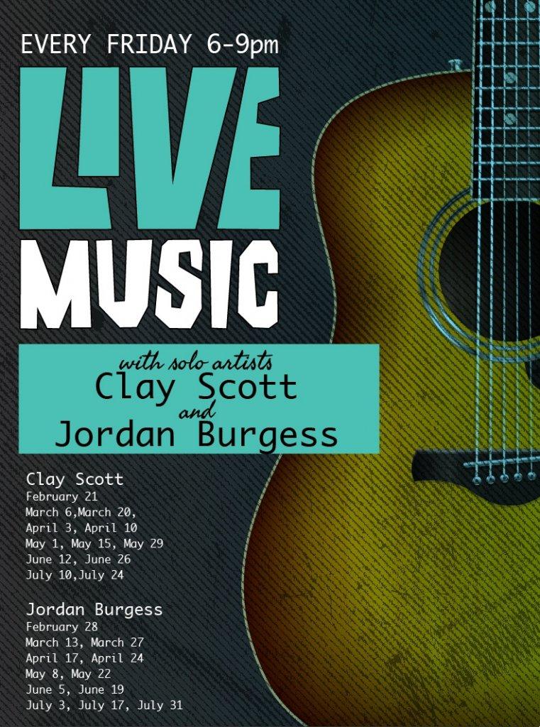Live Music Fridays Maple Ridge
