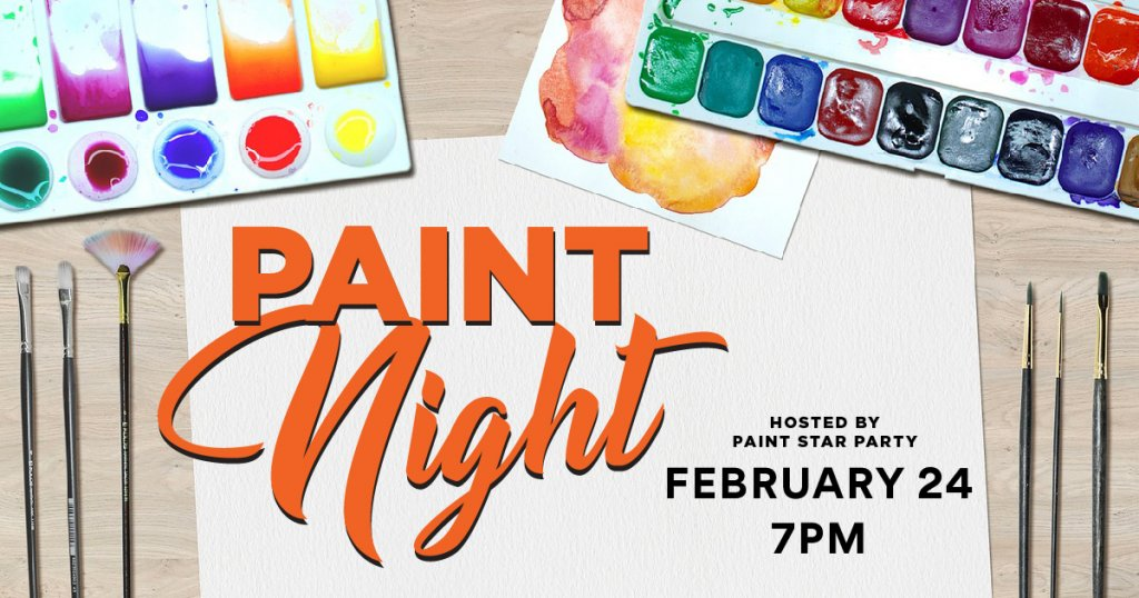 Rise n' Shine Mother Cluckers: Paint Night