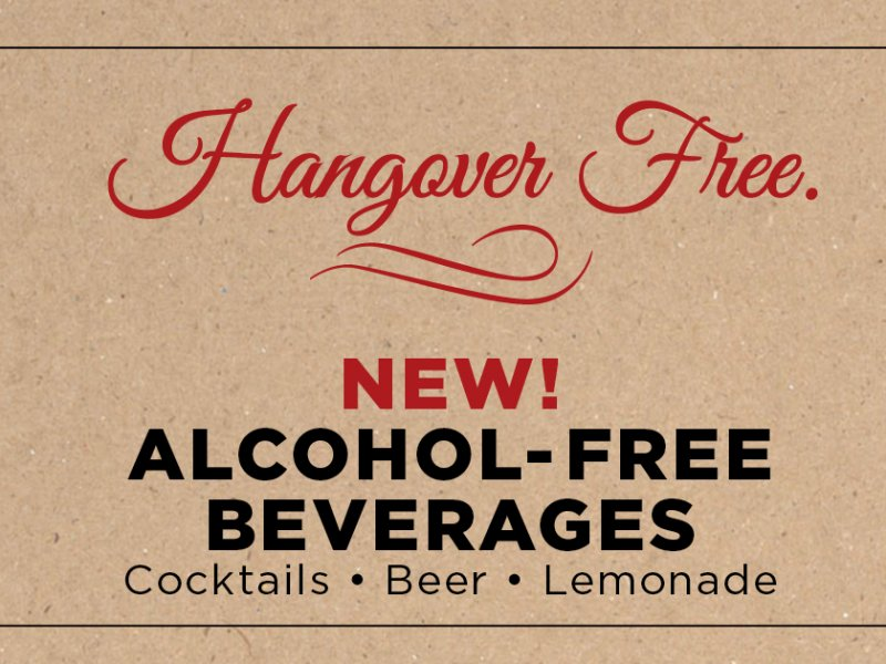 Alcohol-Free Beverages
