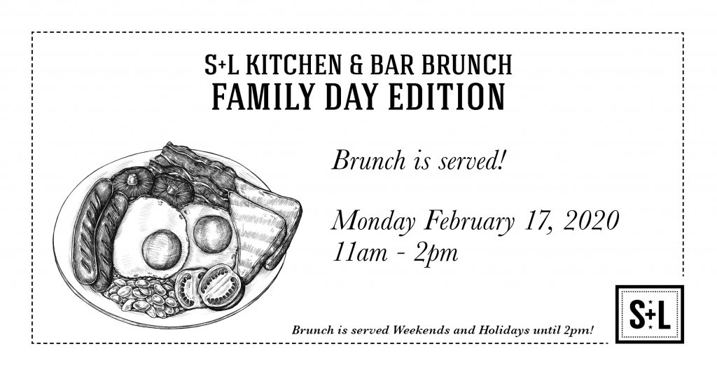 family day brunch s+l