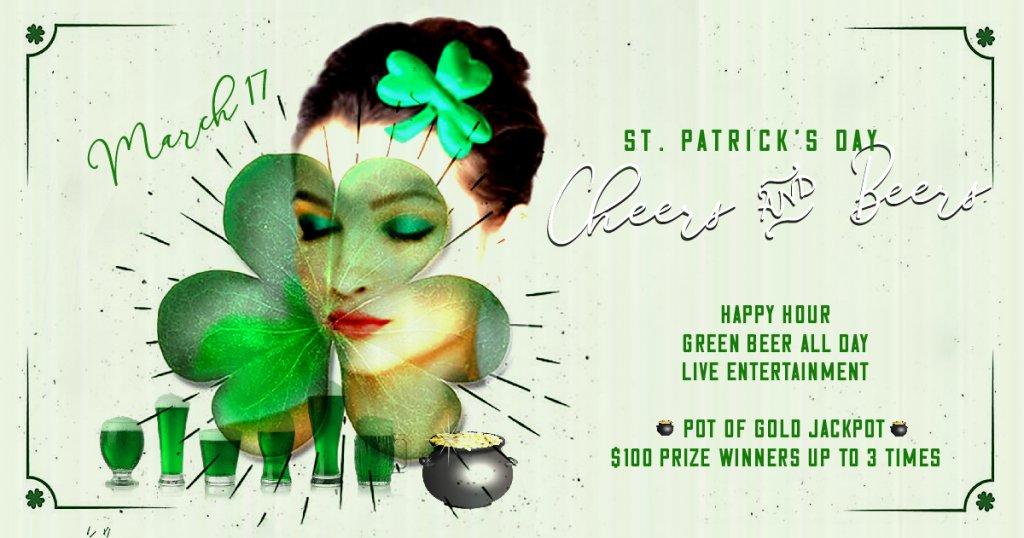 JRG St Patrick's Day 2020