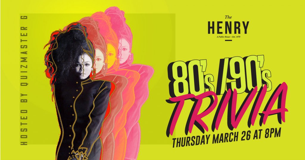 80's & 90's Trivia The Henry