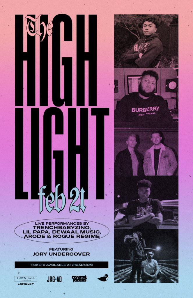 The Highlight Events X JRG