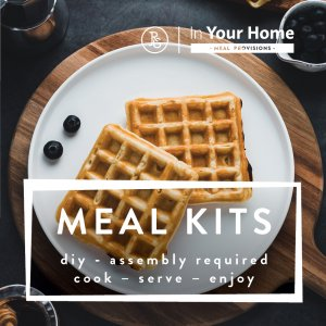 DIY Waffle Brunch Meal Kit