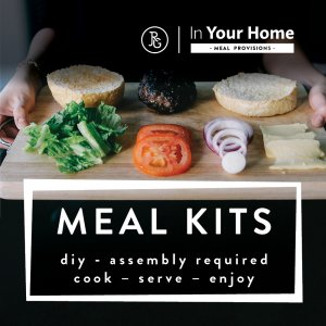 DIY Burger Meal KIt