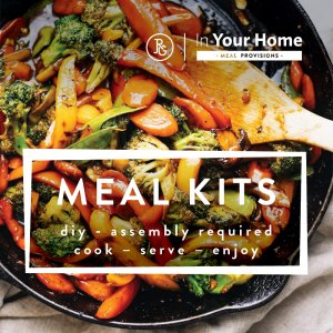 DIY Stir Fry MealKit
