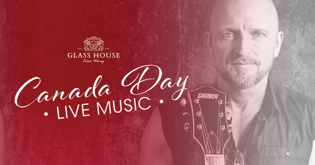 Canada Day at Glass House Estate Winery