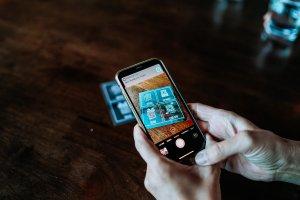 QR Code Scan for JRG Rewards App & Pay N' Go