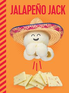 Kernels Snack Bag Jalapeno Jack