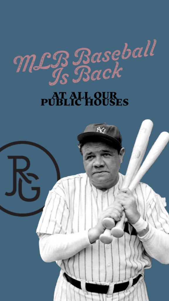 MLB 2020 Season Is Back On