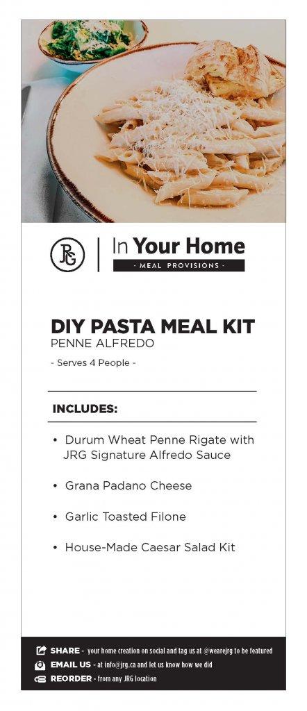 DIY Pasta Meal Kit