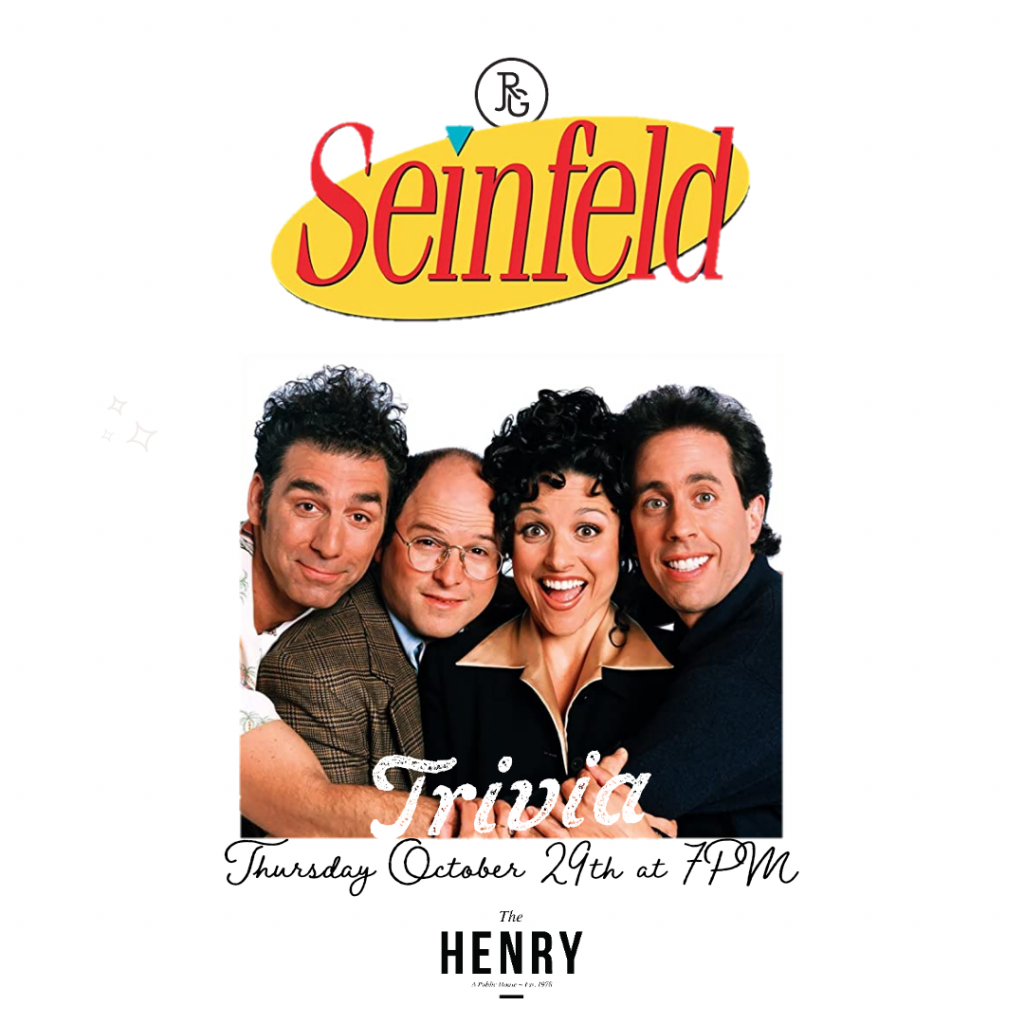 The Henry Public House Seinfeld Trivia