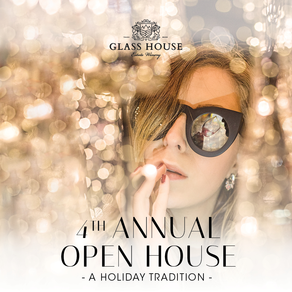 Glass House Estate Winery Annual Holiday Open House