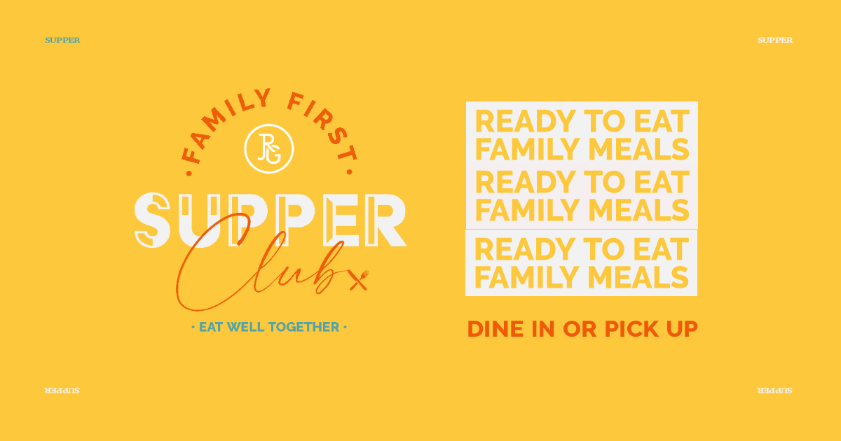 Family Style Ready-To-Eat Meal Kits
