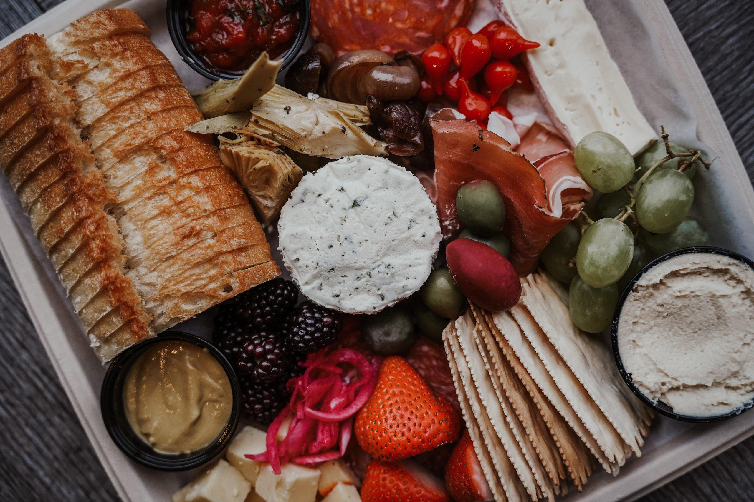 Artisanal Charcuterie & Cheese