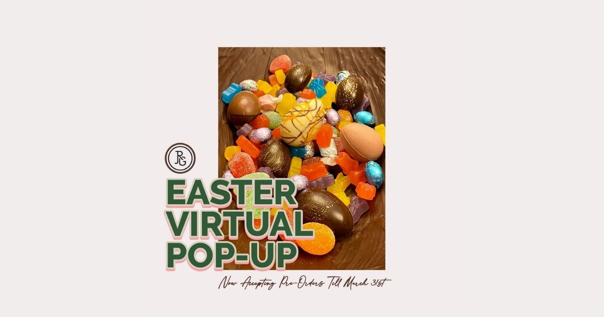 Easter Virtual Pop-Up Patisserie