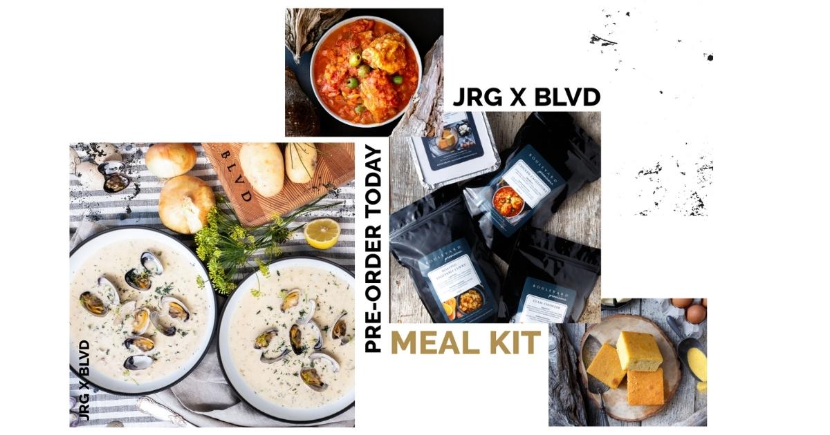 Boulevard Meal Kit